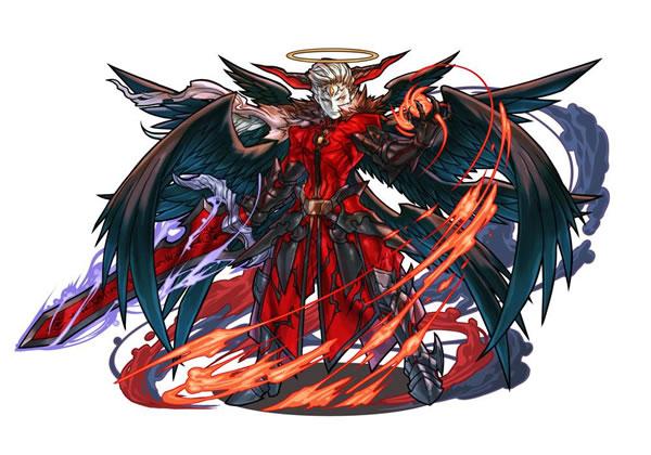 天滅の神魔王・ルシファー