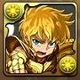 1447黄金聖闘士・獅子座のアイオリア