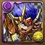 1445黄金聖闘士・蟹座のデスマスク