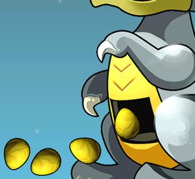 超絶!進化カーニバルで金卵たくさん!