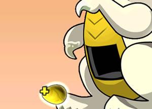 CDガチャで金卵