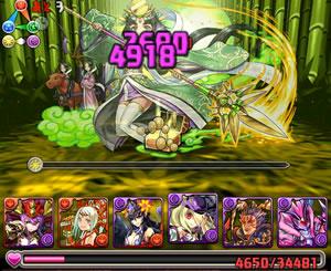 かぐや姫降臨の地獄級をブブソニパでノーコン攻略
