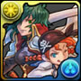 977金の海賊龍・アン&メアリー