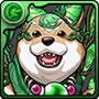 2431木の犬龍・シバワンドラ