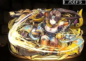 4451豪傑の雷姫神・立花ぎん千代