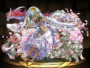 5381-金色の花嫁・パールヴァティー
