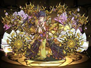 6529極醒の黄角姫・雷神