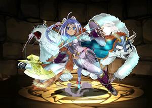5958氷斧の武闘姫・ユウリ