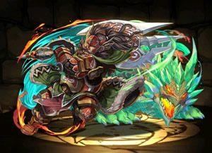 5967焔猛龍の戦士・グリゴリー