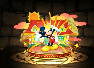 6007ミッキーマウス