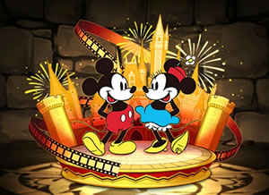 6037ミッキーマウス&ミニーマウス【クラシック】