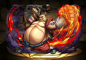 7211最恐の巨大忍者アースクェイク