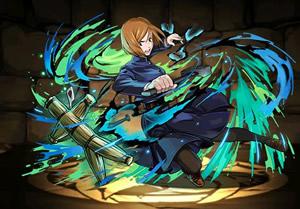 75053級呪術師・釘崎野薔薇